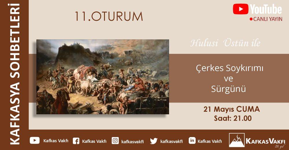 Kafkasya-Sıhbetleri-Çerkes-Sürgünü-ve-Soykırımı-Hulusi-Üstün-210521